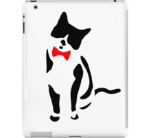 Red Bow Tie iPad Case/Skin