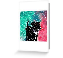 Blossom in Snow Greeting Card