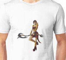 AXE Girl [no backgrownd] Unisex T-Shirt