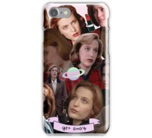 Queen Scully iPhone Case/Skin