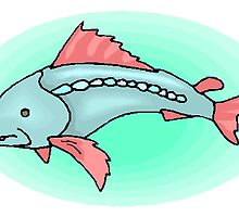 Monster Fish by kwg2200