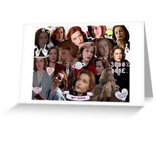 Queen Scully Greeting Card