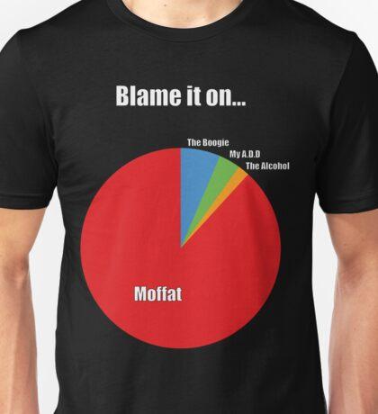 Blame It On... Unisex T-Shirt