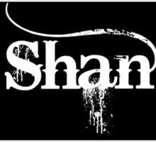 Shan - Sticker Sticker