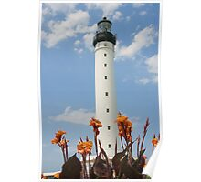 Lighthouse of Biarritz Poster