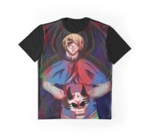 Vampire England Demon Graphic T-Shirt
