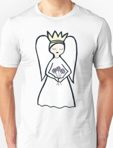 Angel Flowers T-Shirt