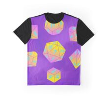 Roll The Dice Graphic T-Shirt