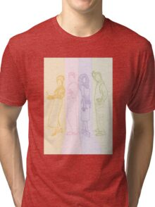 Will & Grace Colours Tri-blend T-Shirt