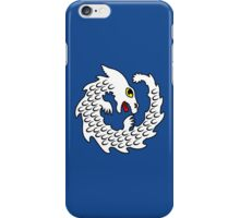 Cute Falkor The Luck Dragon Design iPhone Case/Skin