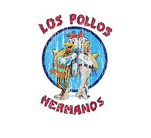 Los Pollos Hermanos Photographic Print