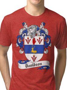 Davidson  Tri-blend T-Shirt