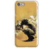 Birth Of A Legend iPhone Case/Skin