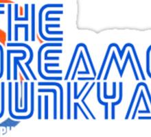The Dreamcast Junkyard Sticker