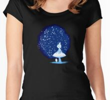 There Are So Many Stars! Women's Fitted Scoop T-Shirt
