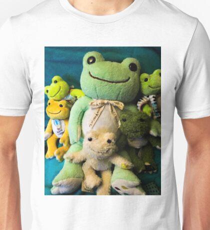 pickles frog family Unisex T-Shirt