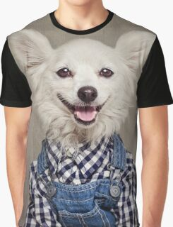 Shelter Pets Project - Tonka Graphic T-Shirt