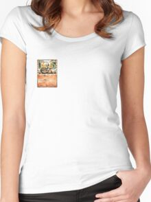 Midna  Women's Fitted Scoop T-Shirt