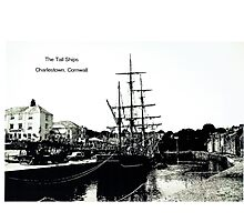 THE TALL SHIPS Photographic Print