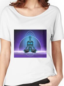 Astral Travel Women's Relaxed Fit T-Shirt