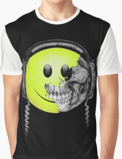 Smile Monster Graphic T-Shirt
