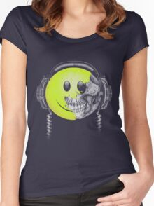 Smile Monster Women's Fitted Scoop T-Shirt