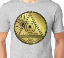 Gold Seal of the Blacksun Unisex T-Shirt