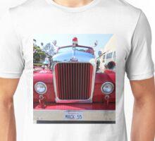 Classic Fire Truck Unisex T-Shirt
