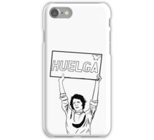 Dolores Huerta 'Huelga' iPhone Case/Skin