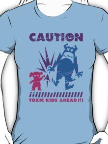 Caution...Kids!!! T-Shirt
