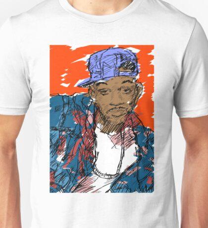 90s Style Fresh Prince  Unisex T-Shirt