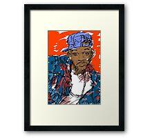 90s Style Fresh Prince  Framed Print