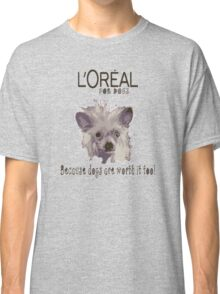 L'oriel for dogs Classic T-Shirt