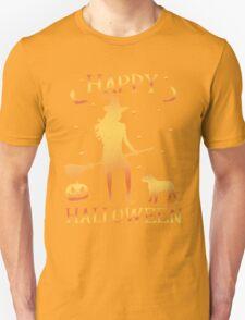 Happy Halloween, Funny Halloween Custom Gift For Men Or Women Unisex T-Shirt