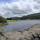 Glencar Lough.........................Ireland by Fara
