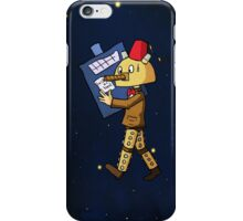 Halloween Doctor Who iPhone Case/Skin