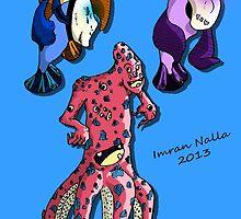 Sea Monsters by Imran Nalla