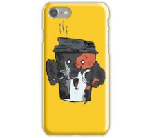 Elephant Tea iPhone Case/Skin