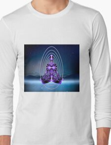 Astral Travel (part 2, Mountains of Loneliness) Long Sleeve T-Shirt