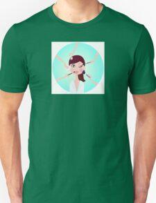 Make - up woman - facial treatment services Unisex T-Shirt