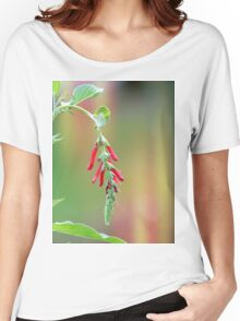 Pineapple Sage Bloom Women's Relaxed Fit T-Shirt