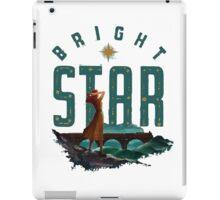 Bright Star - Musical Logo iPad Case/Skin