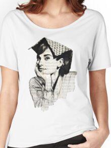 Audrey Hepburn Women's Relaxed Fit T-Shirt