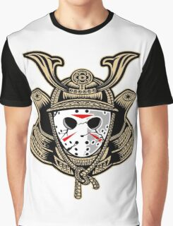 Samurai Jason Graphic T-Shirt