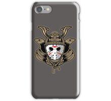 Samurai Jason iPhone Case/Skin