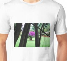 Flowering Tree, Jinja, Uganda Unisex T-Shirt