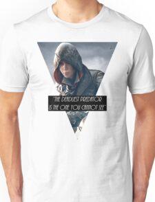 Evie frye Unisex T-Shirt