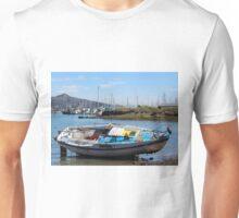 Bo's stuck boat Unisex T-Shirt