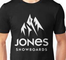 J.O.N.E.S snowboards Unisex T-Shirt