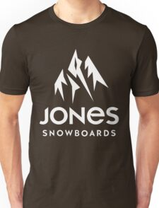 j.o.n.e.s jones snowboards Unisex T-Shirt